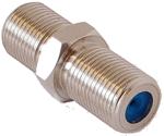 Connector F female screw adaptor